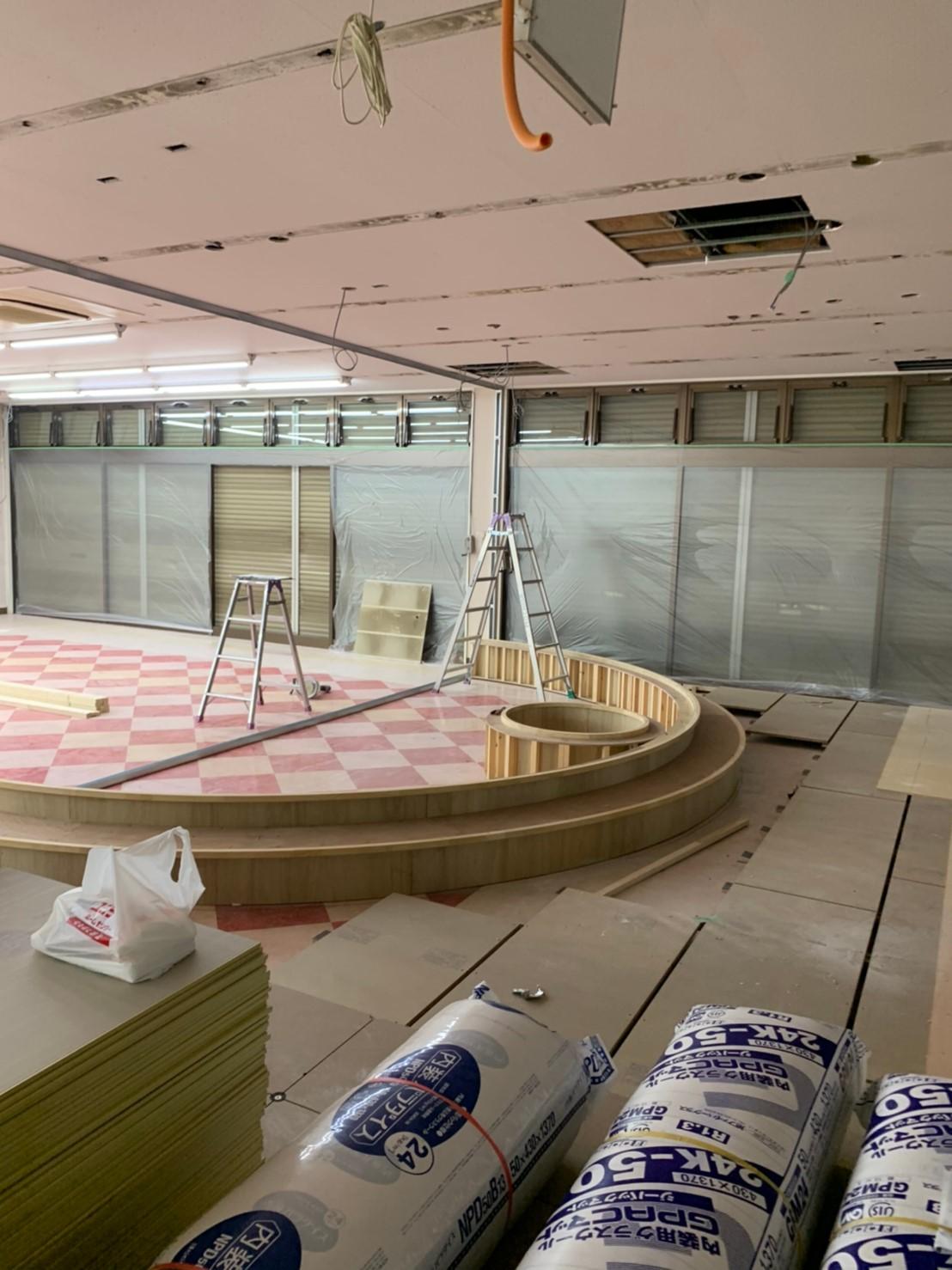 埼玉県のテナント工事