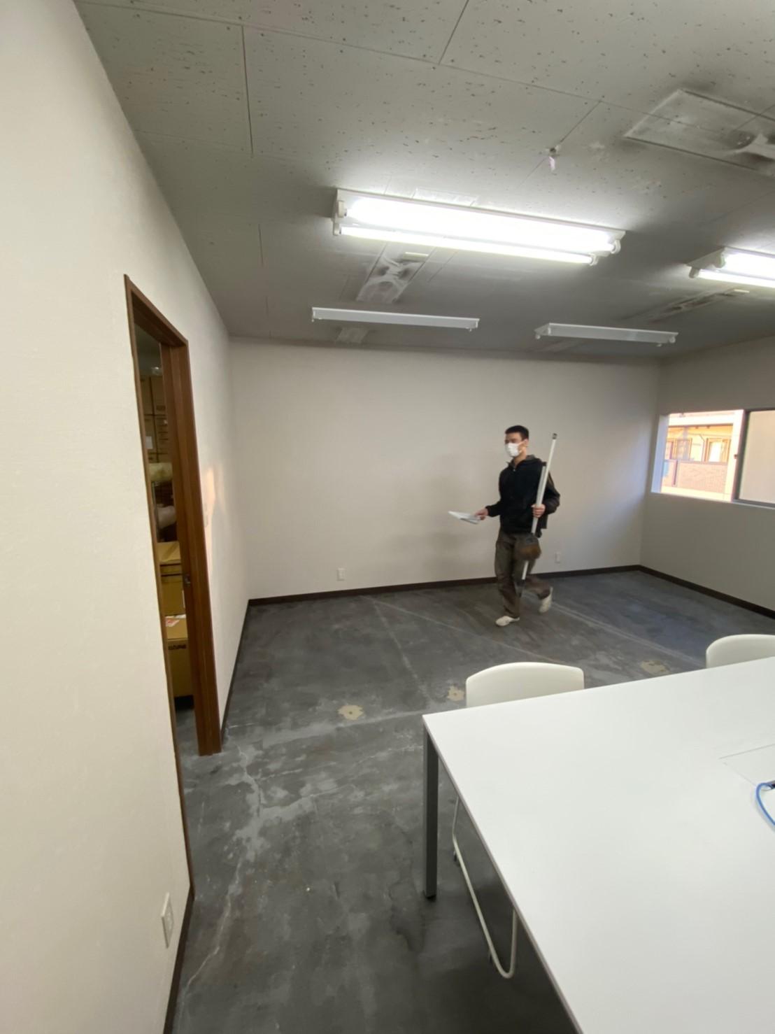 都内オフィス内装工事