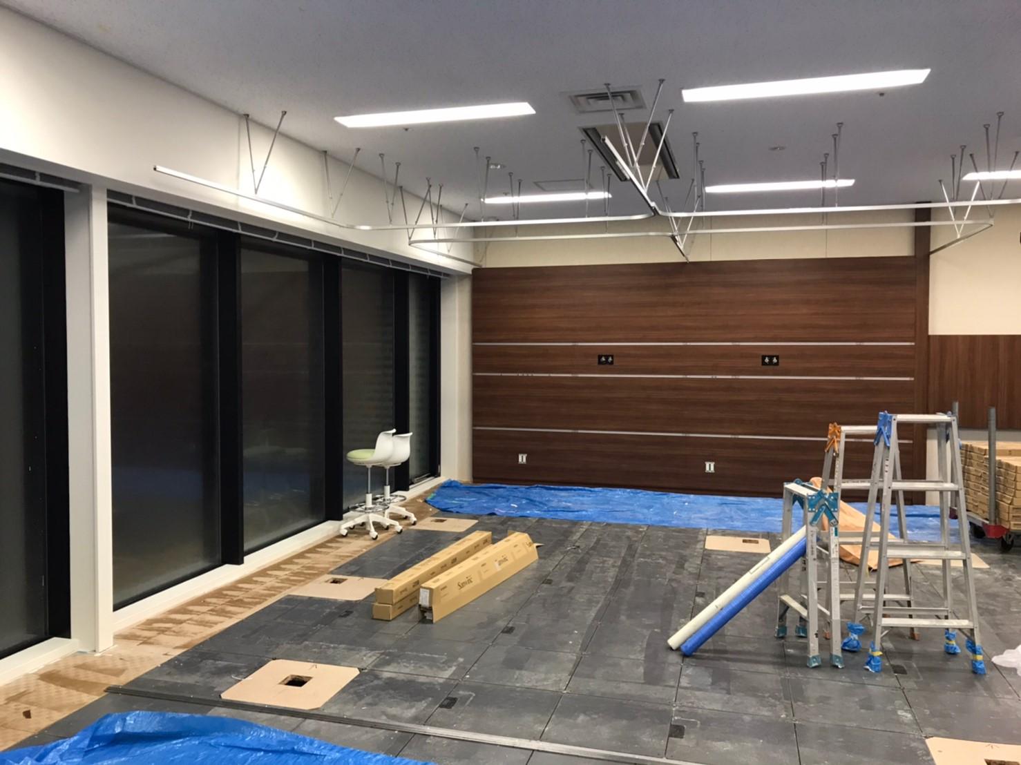 神奈川県のテナント内装工事