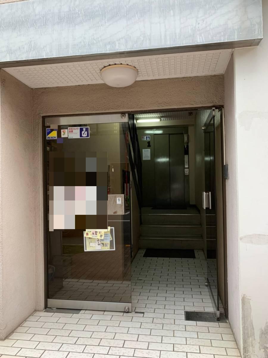 東京都中央区のテナント工事