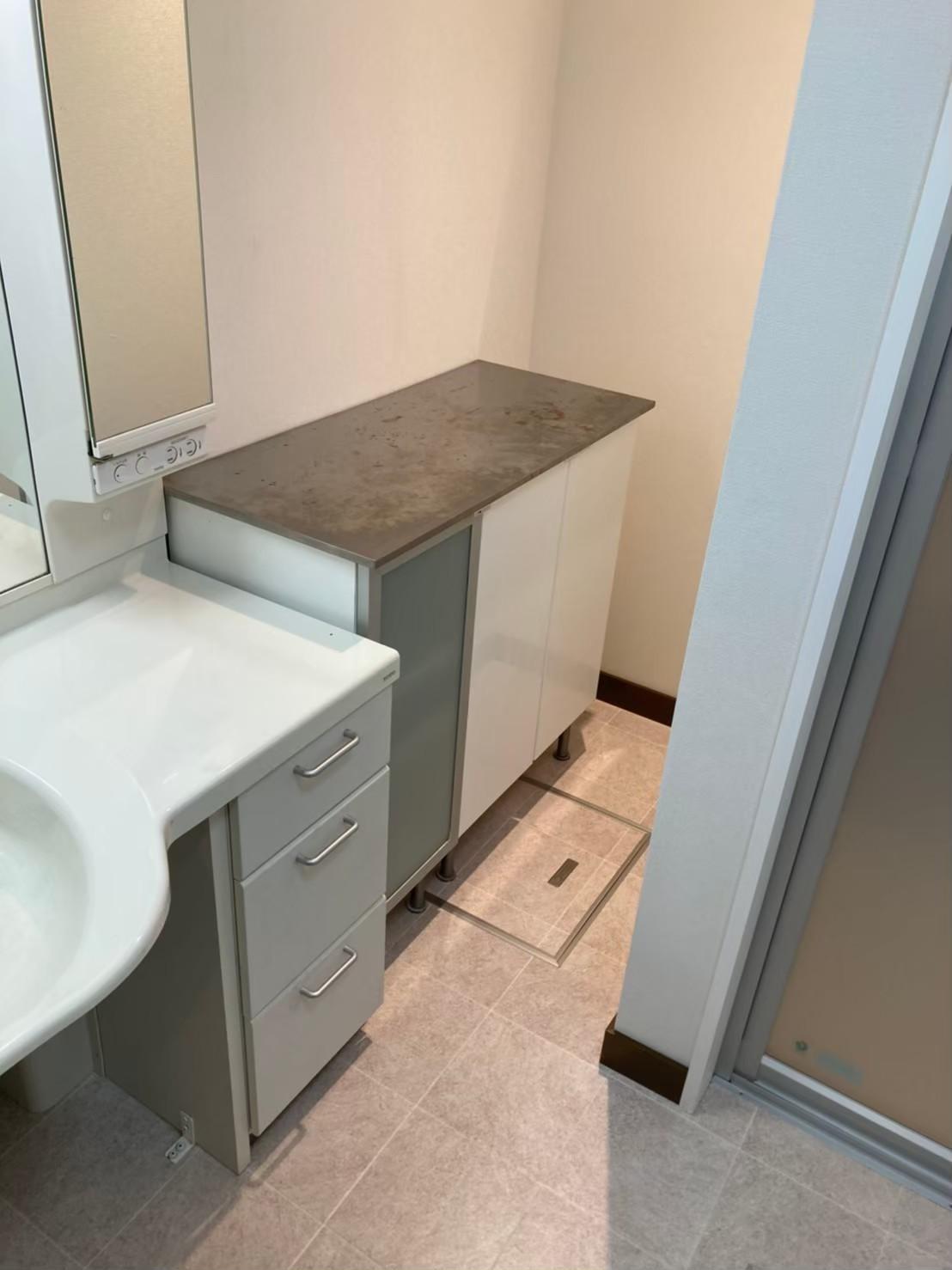 世田谷区  浴室・洗面内装工事