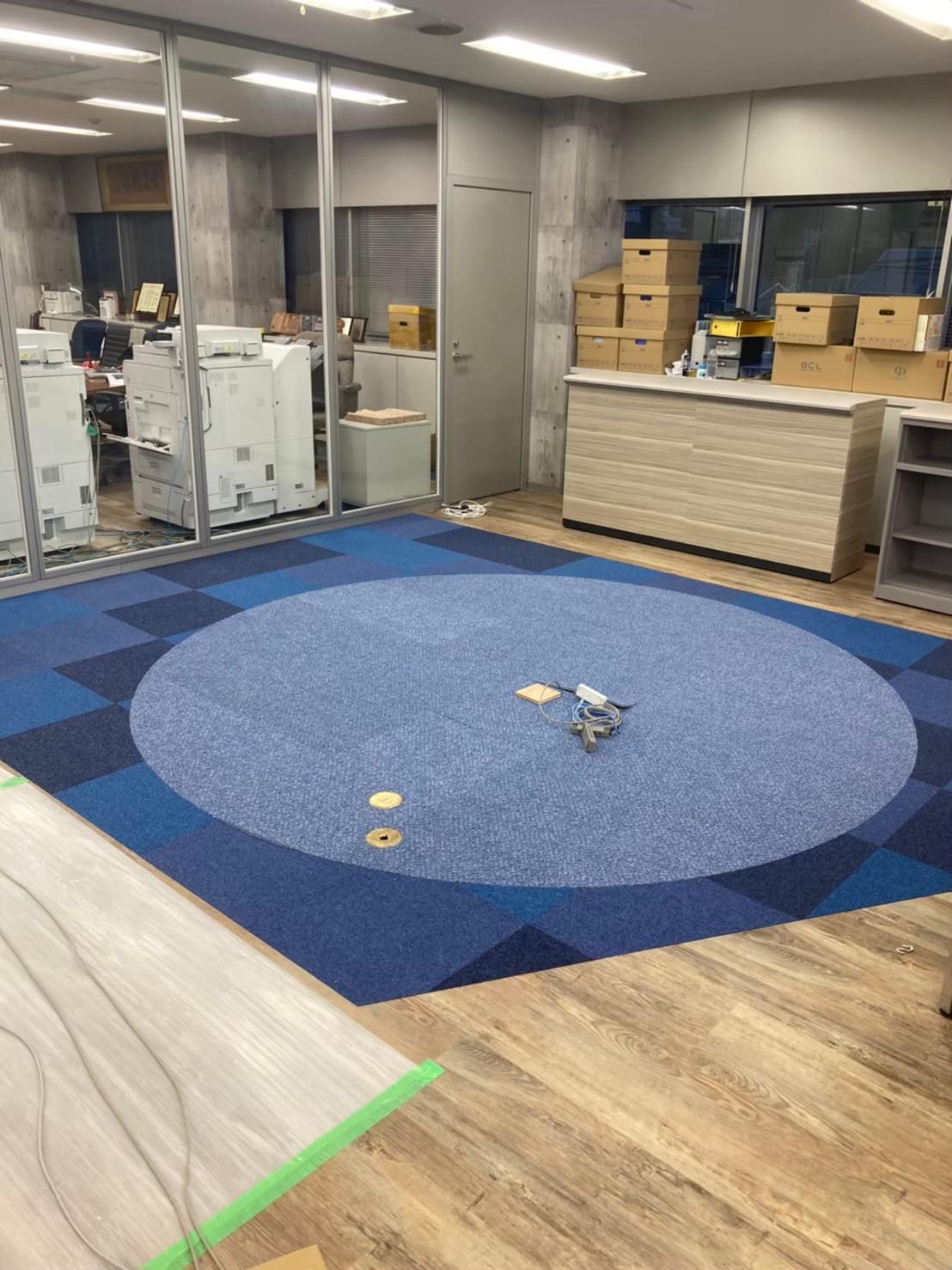 横須賀市オフィス内装工事
