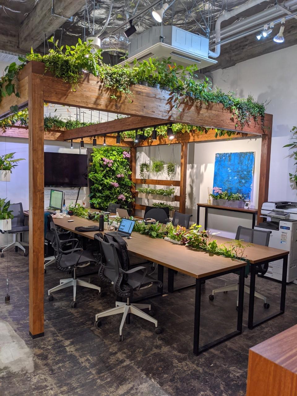 素敵なオフィス作りお任せください!