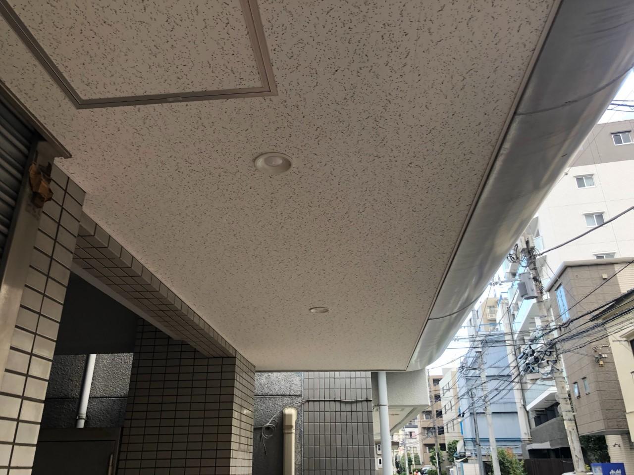 都内屋根の板金加工