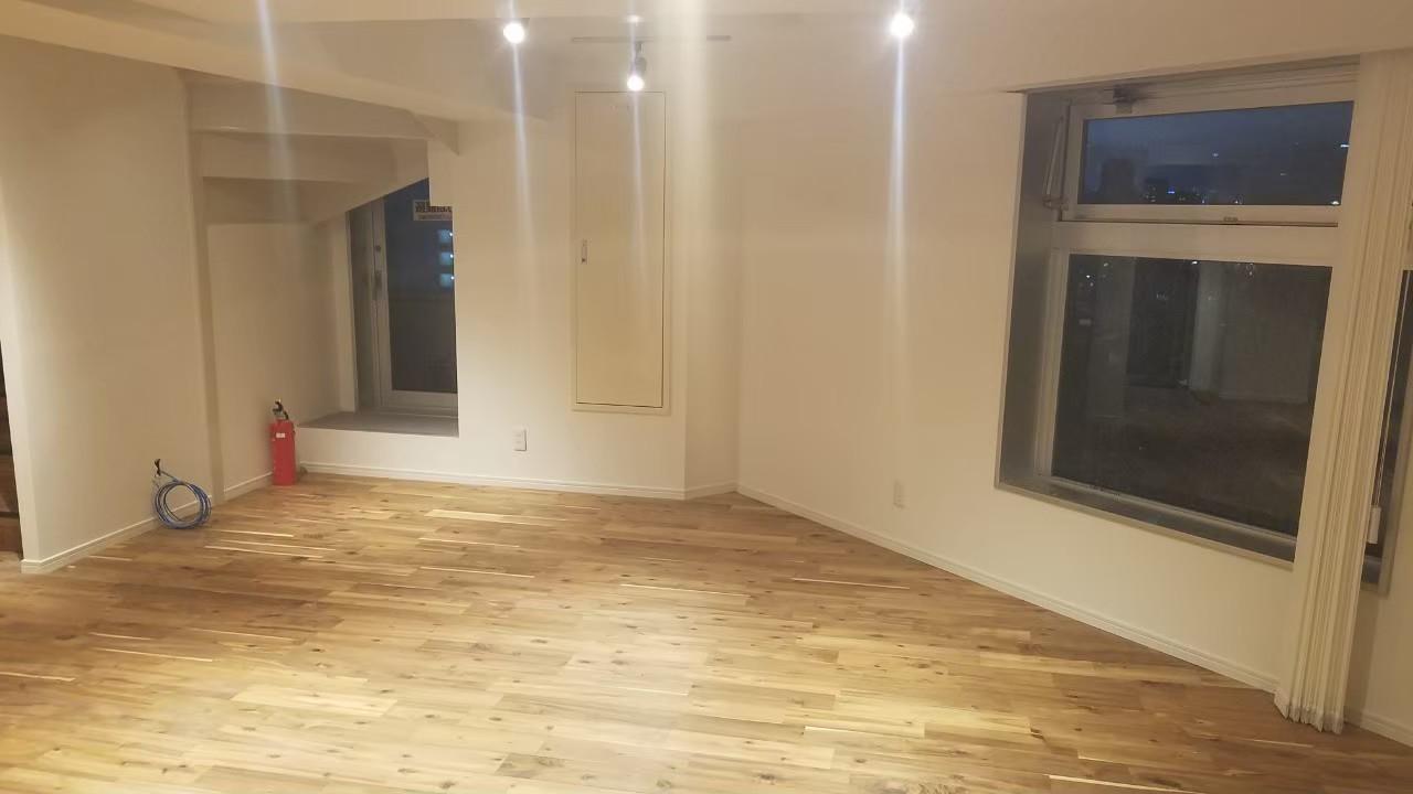 新宿区オフィス内装工事2