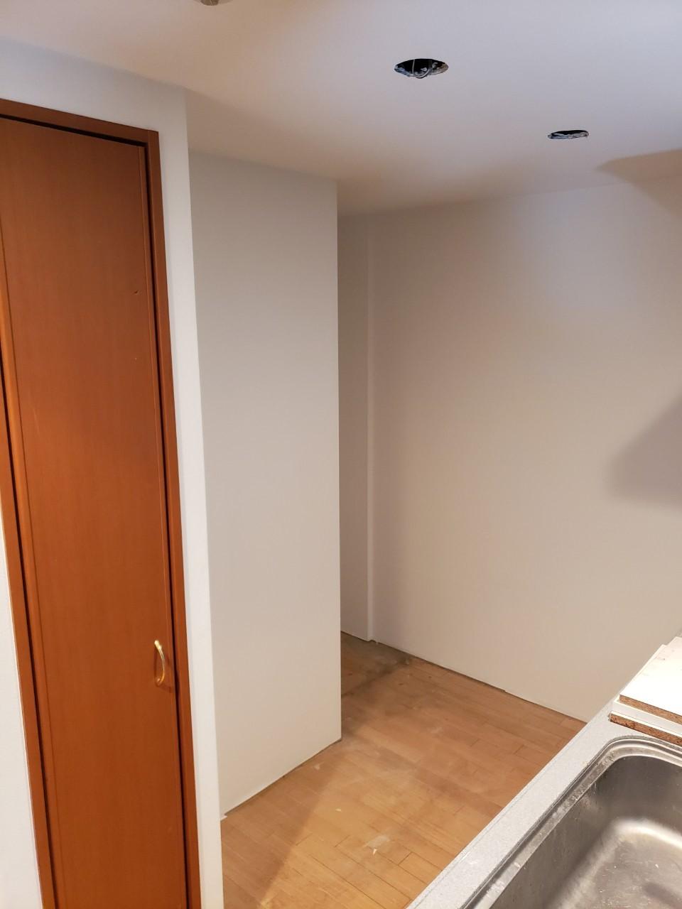 江戸川区のマンションクロス張替え工事