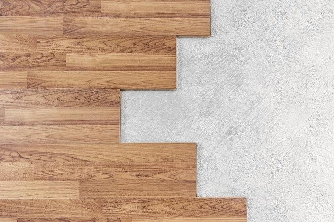 床のリフォームの種類と使い分け