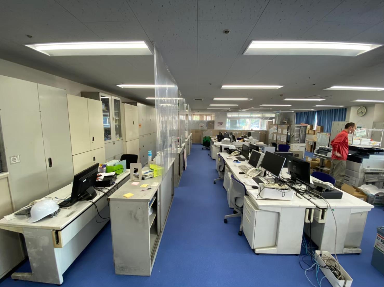 久喜市オフィス内装工事
